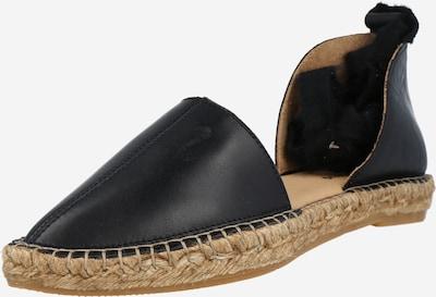 ROYAL REPUBLIQ Еспадрили 'Pilgrim' в черно, Преглед на продукта