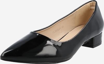 Raid Slipper in schwarz, Produktansicht