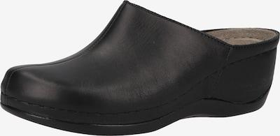 BERKEMANN Clogs in schwarz, Produktansicht