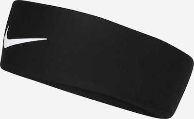NIKE Accessoires Athletic Headband in Black / White, Item view
