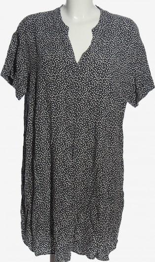 H&M Tunikabluse in XXL in grün / schwarz / weiß, Produktansicht