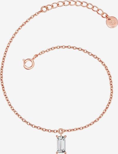 Glanzstücke München Armband in rosegold: Frontalansicht