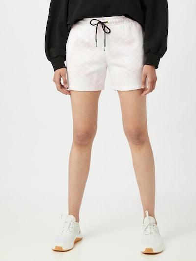 DKNY Performance Kalhoty - světle růžová / bílá, Model/ka