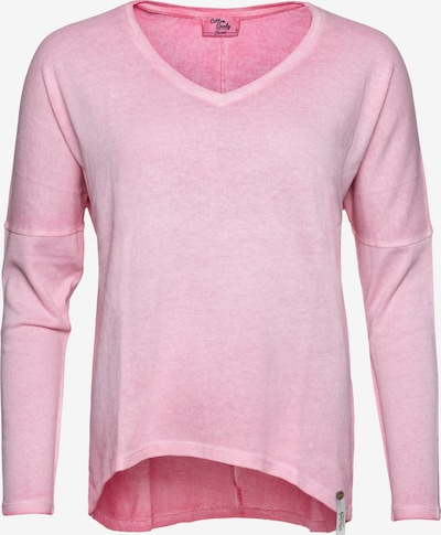 Cotton Candy Langarmshirt in pink, Produktansicht