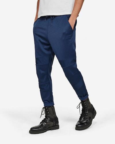G-Star RAW Jogginghose ' Motac Slim ' in blau, Modelansicht
