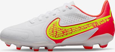NIKE Fußballschuh in gelb / orangerot / weiß, Produktansicht