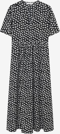 Rochie de vară 'Fibi-I' MANGO pe negru / alb, Vizualizare produs