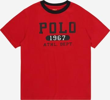Polo Ralph Lauren Särk, värv punane