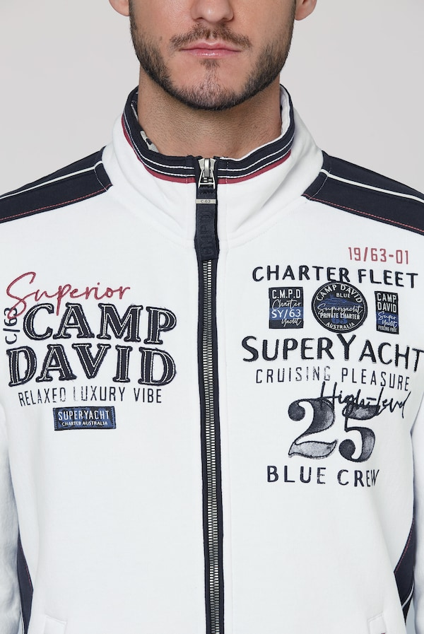 Sweatjacke 'Super Yachting II'