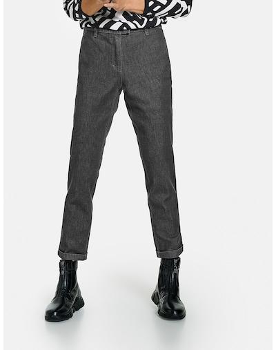 GERRY WEBER Jeans in black denim, Modelansicht