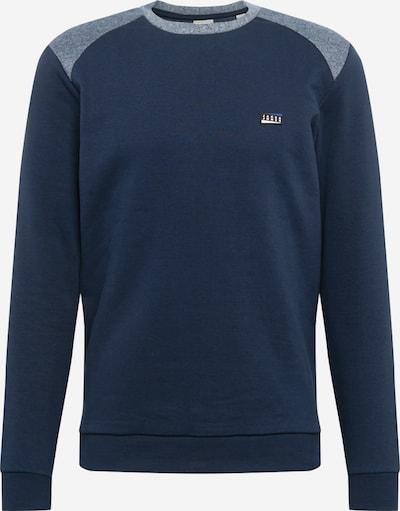 JACK & JONES Sweatshirt 'ALI' in navy / blaumeliert, Produktansicht
