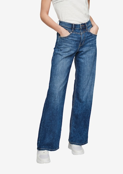 s.Oliver Jeans 'SURI' in Dark blue, View model