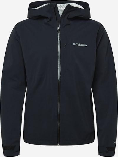 COLUMBIA Outdoorová bunda - čierna / biela, Produkt