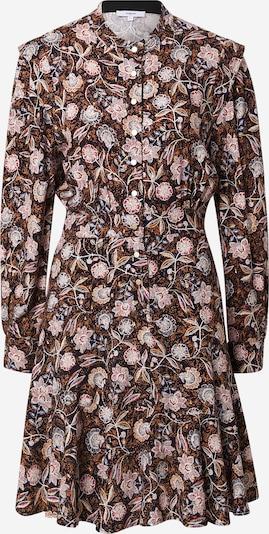 Suncoo Robe en ocre / mélange de couleurs, Vue avec produit