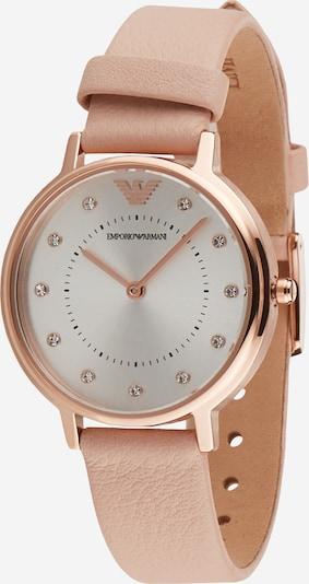 Emporio Armani Zegarek analogowy w kolorze różowe złoto / pudrowy / białym, Podgląd produktu