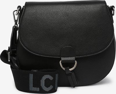 L.CREDI Umhängetasche 'HAUKE' in schwarz, Produktansicht