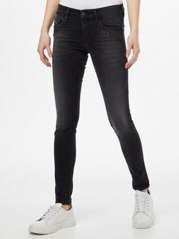 DIESEL Jeans 'SLANDY' in Black