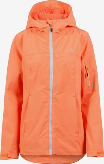 OCK Funktionsjacke in grau / orange, Produktansicht