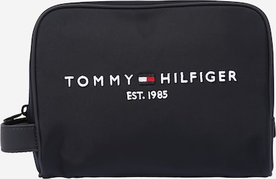 TOMMY HILFIGER Laundry bag in dark blue / red / white, Item view