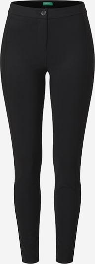 UNITED COLORS OF BENETTON Spodnie w kolorze czarnym, Podgląd produktu