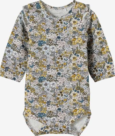 Tutina / body per bambino 'Dahlia' NAME IT di colore colori misti / bianco naturale, Visualizzazione prodotti