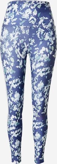 Marika Sportbroek 'JOANNE' in de kleur Blauw / Rosa / Wit, Productweergave