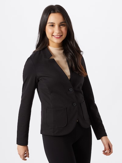 TOM TAILOR Blazer in Black, View model