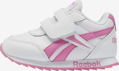REEBOK Sneaker ' Royal Classic Jogger 2 ' in pink / weiß, Produktansicht