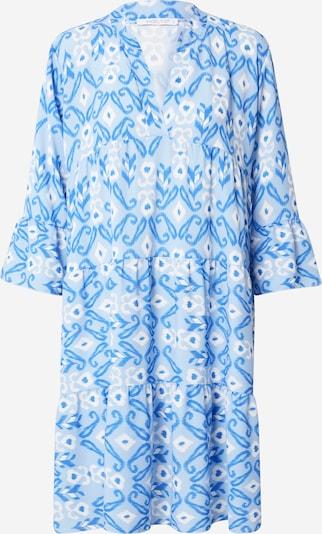 Hailys Kleid 'Lola' in royalblau / hellblau / weiß, Produktansicht