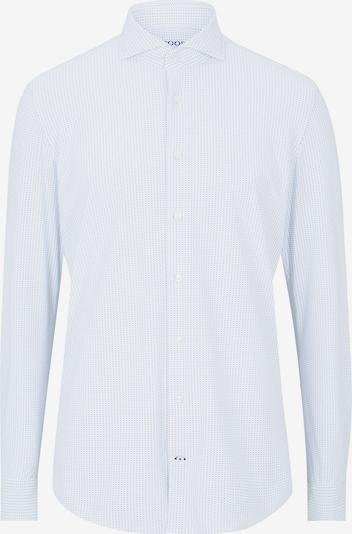 JOOP! Hemd 'Pajos' in pastellblau / weiß, Produktansicht