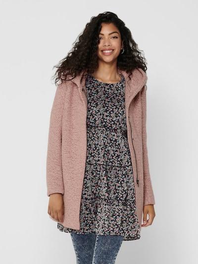 ONLY Mantel in rosa, Modelansicht
