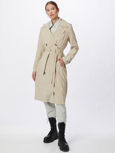 TOM TAILOR Mantel in beige, Modelansicht