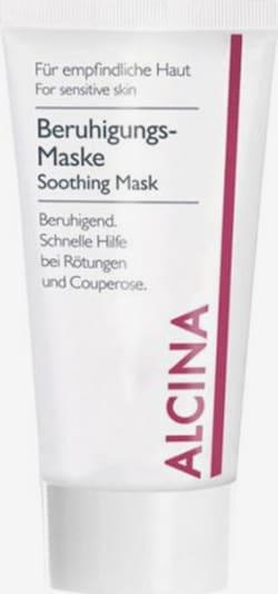 Alcina Gesichtsmaske in weiß, Produktansicht