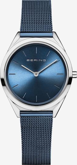 BERING Uhr in blau / silber, Produktansicht