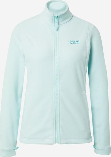 JACK WOLFSKIN Bluza polarowa funkcyjna 'KIRUNA' w kolorze jasnoniebieskim, Podgląd produktu