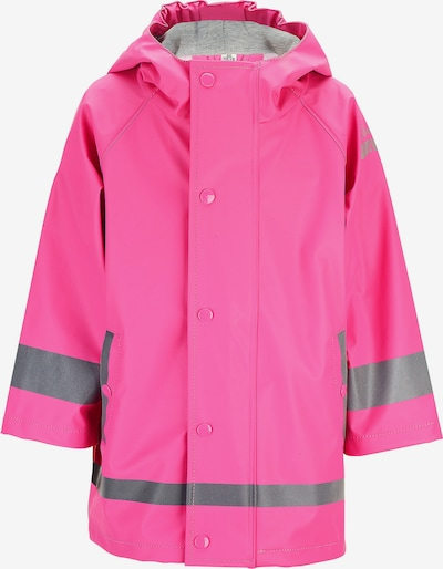 STERNTALER Übergangsjacke in grau / pink, Produktansicht