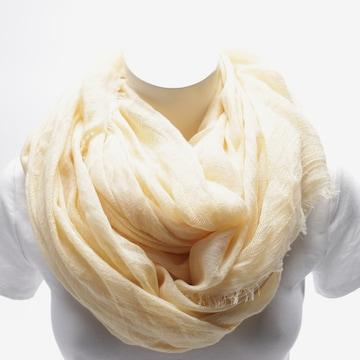 Faliero Sarti Scarf & Wrap in One size in Yellow