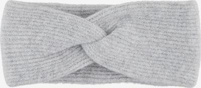PIECES Bandeau en gris chiné, Vue avec produit