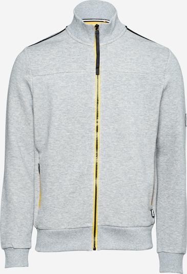 sárga / világosszürke / fekete Petrol Industries Tréning dzseki, Termék nézet