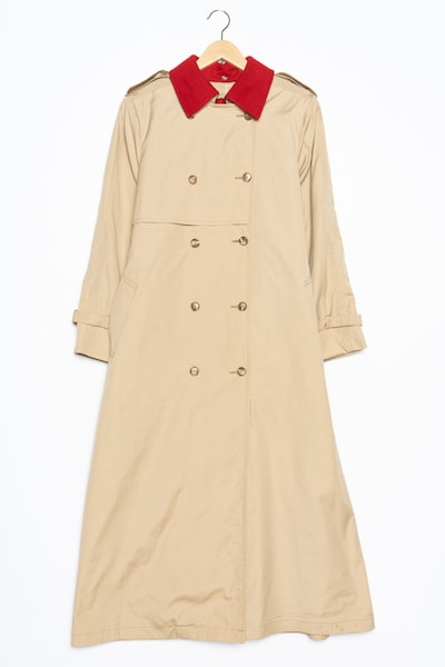 London Fog Trenchcoat in XXL in ecru, Produktansicht