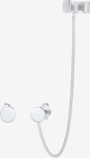 ELLI Boucles d'oreilles en argent, Vue avec produit