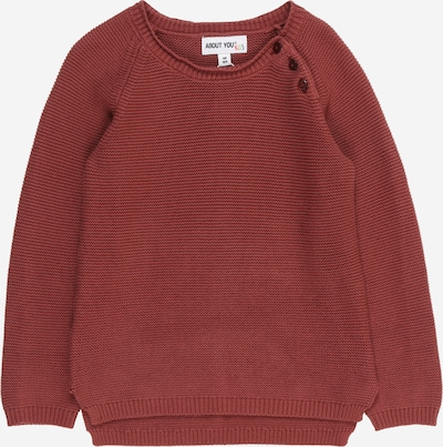 ABOUT YOU Pullover 'Ruby' in rostrot, Produktansicht