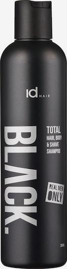 ID Hair Haarshampoo 'Total 3 in 1' in weiß, Produktansicht