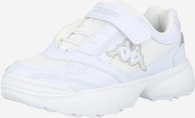KAPPA Sneaker 'KRYPTON' in grau / naturweiß, Produktansicht