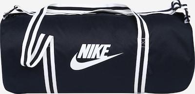 Nike Sportswear Matkakassi värissä laivastonsininen / valkoinen, Tuotenäkymä