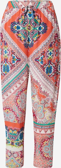 Derhy Trousers in Mixed colours / Orange red, Item view