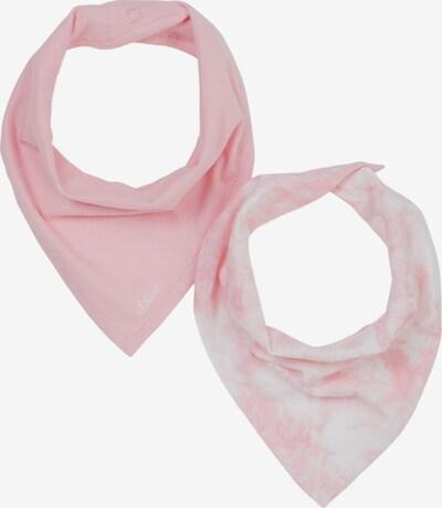 s.Oliver Tuch in rosé / weiß, Produktansicht