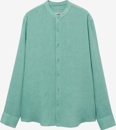 MANGO MAN Hemd 'Calcuta' in mint, Produktansicht