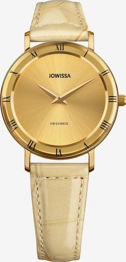 JOWISSA Quarzuhr 'Roma Swiss Ladies' in gold, Produktansicht