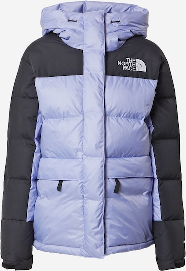 THE NORTH FACE Veste outdoor 'HIMALAYAN' en lavande / noir / blanc, Vue avec produit